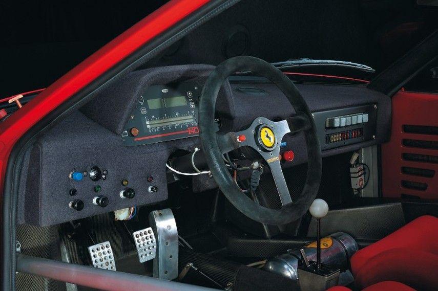 Ferrari FerrariF40 FerrariF40LM car racecar sportscar