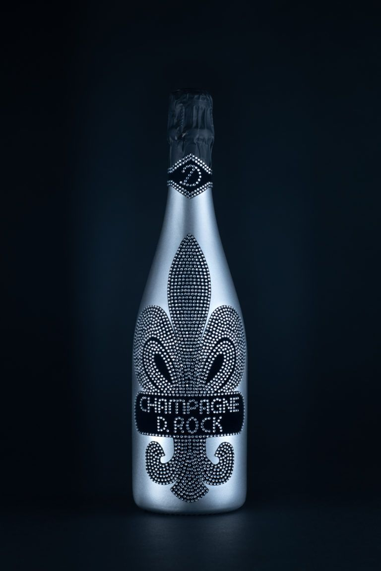Champagne D Rock Champagne D Rock Bottles Decoration