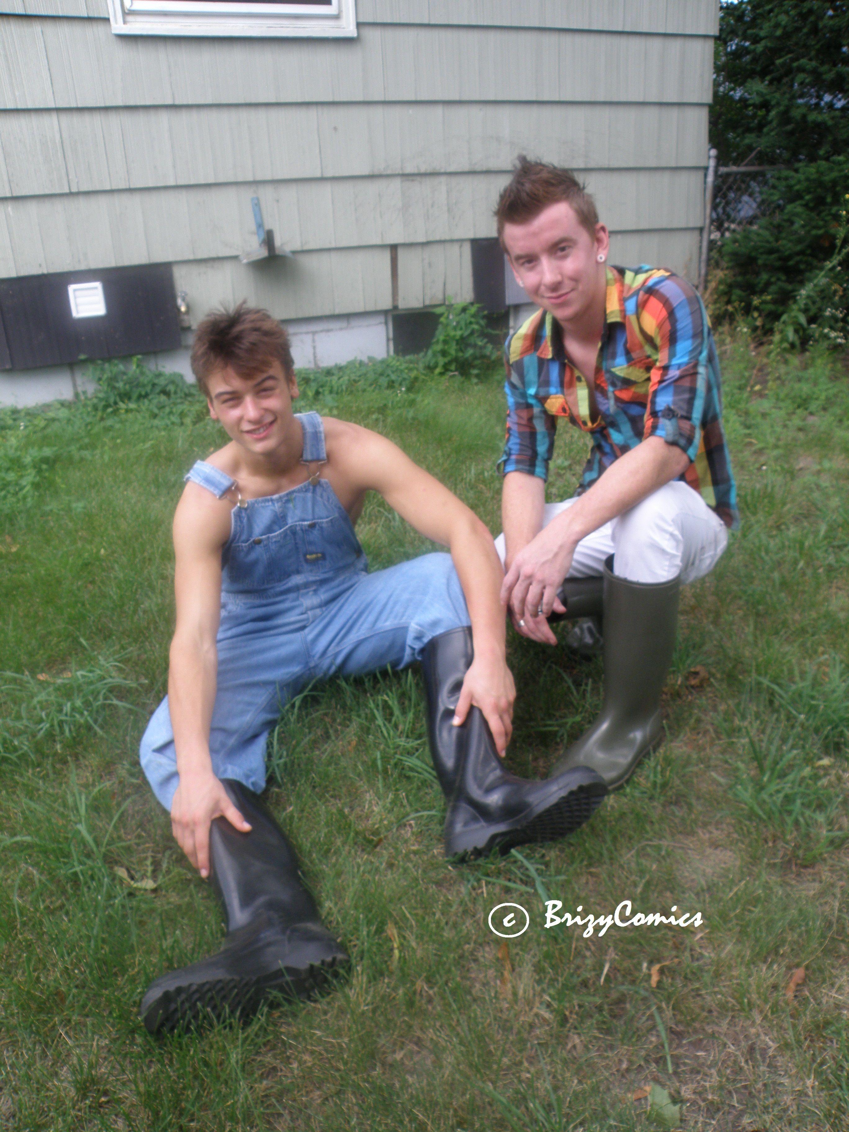 gay men at gay demon