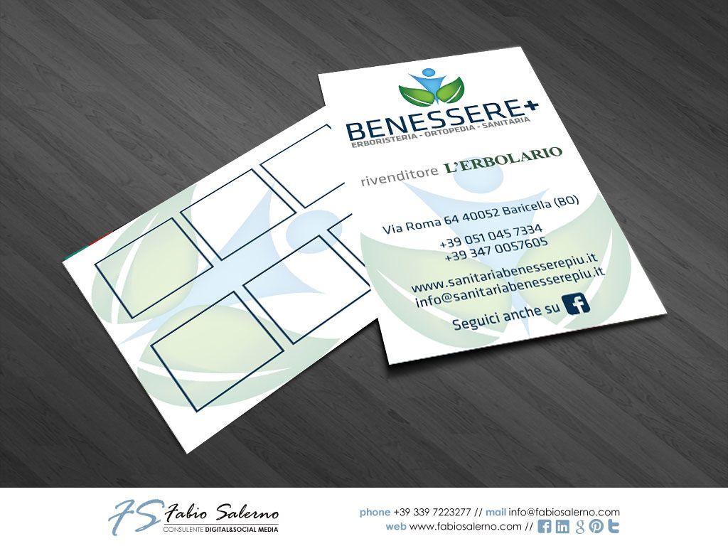 Benessere+ | #BusinessCard