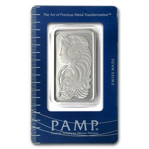 Pamp Suisse 20 Gram Silver Bar 999 Fine In Assay Gold Bars For Sale Silver Bars Gold Bullion Bars