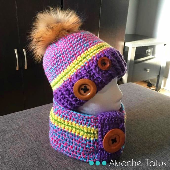 Pattern only! Rustik kit crochet pattern by Akroche Tatuk (english ...