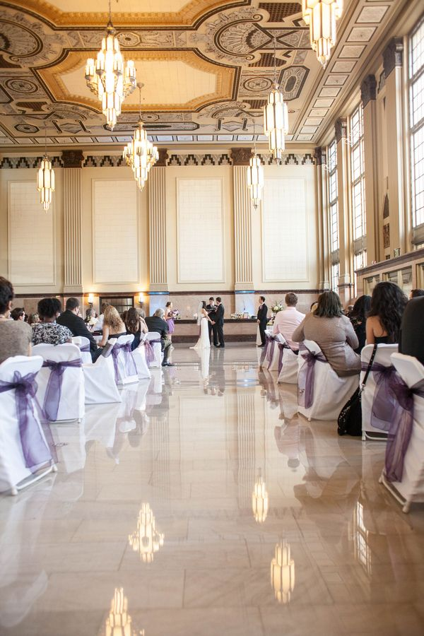 Fort Worth Texas Wedding Ceremony