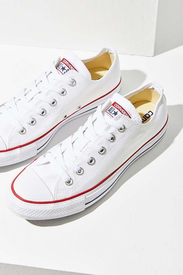 54bcc2f1f35 White Converse Chuck Taylor All Star Low Top Sneaker (affiliate link ...