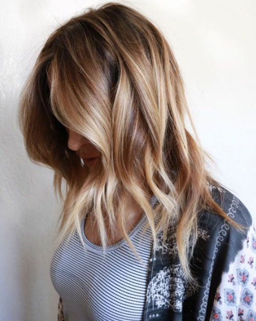Trendy Dark Blonde Hair Colors Ideas Natural Highlights - Shane hairstyle color