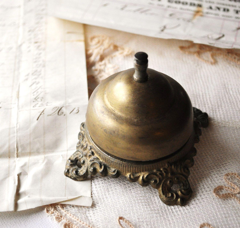 vintage hotel desk bells - Google Search - Vintage Hotel Desk Bells - Google Search Hotel Bells Pinterest