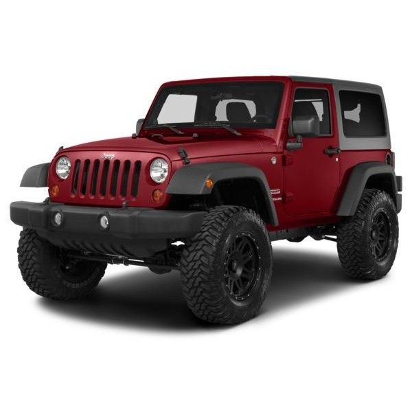 2014 Jeep Wrangler Price, Photos, Reviews Features ❤ Liked On Polyvore  Featuring Car And