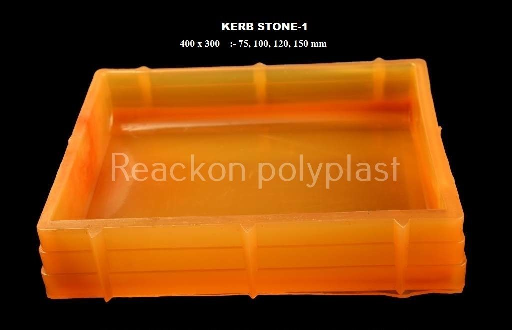 KERB STONE (400 X 300 X 75/100/150) (300 X 400 X 75/100/150) Enquiry    Kerbs Stones Mould   Pinterest   Cement And Stone Molds