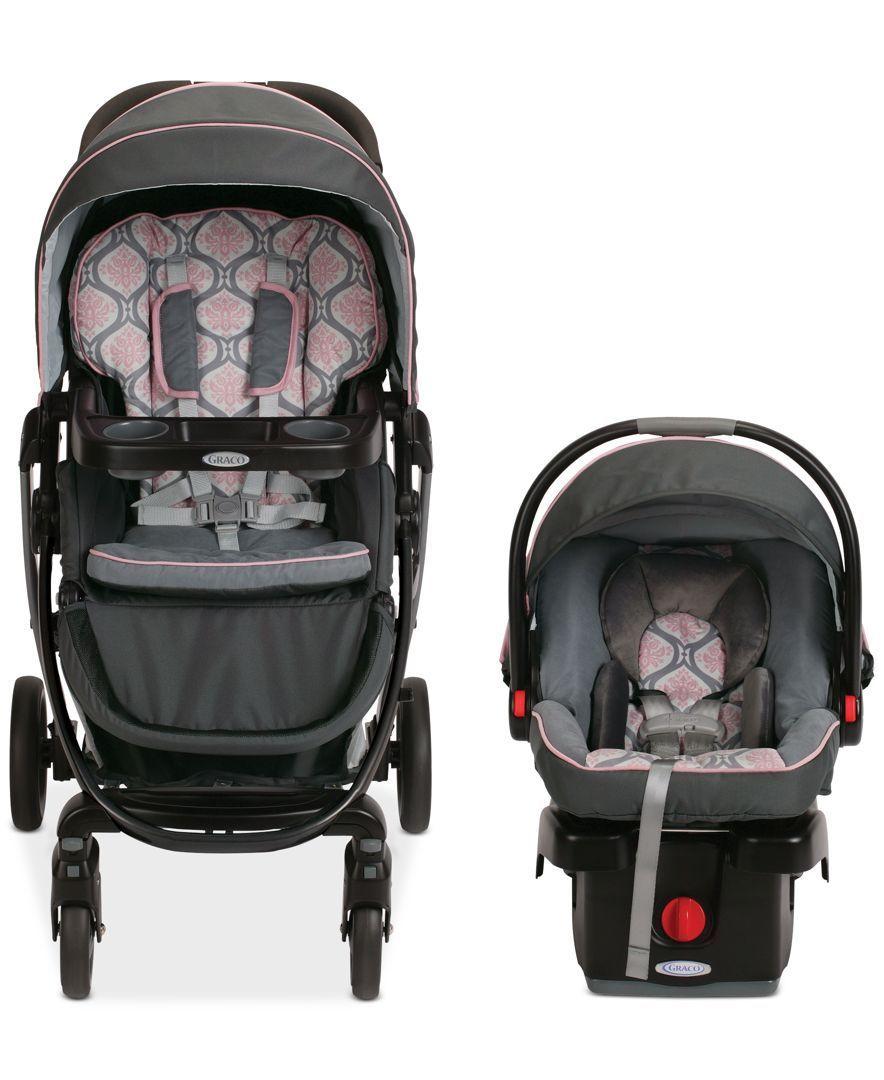 Graco Baby Modes Click Connect Stroller & SnugRide 35 ...