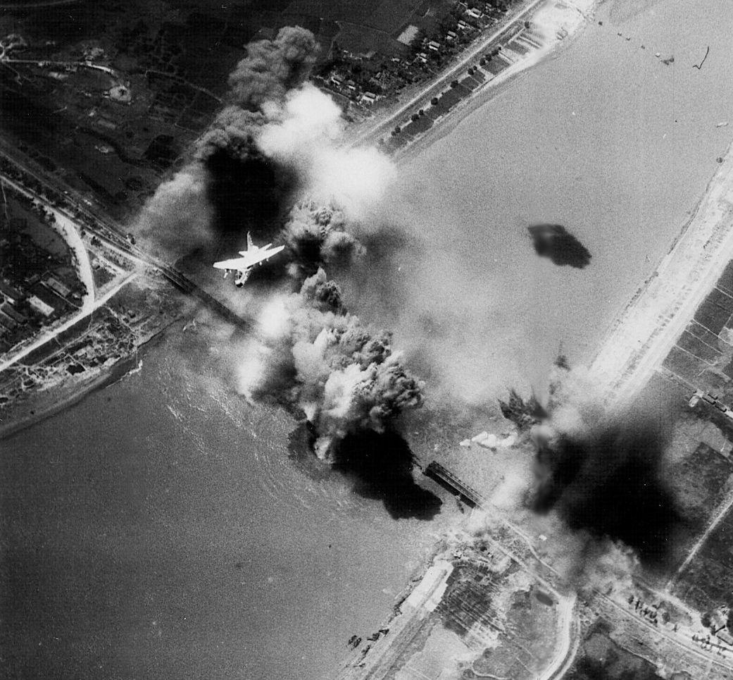 peter alan lloyd BACK bridge bombing vietnam