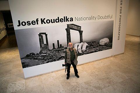 Koudelka in Getty exhibition