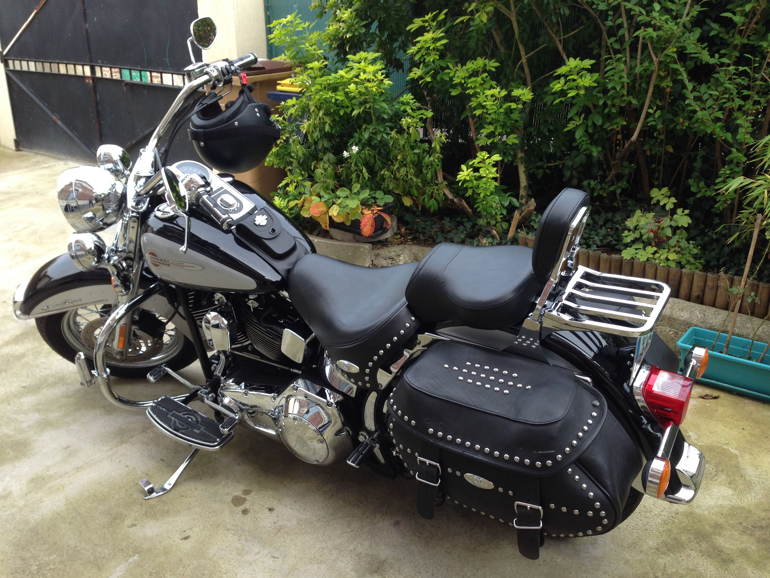 Hd Softail Heritage Classic 2000 Monster Bike Harley Davidson Motorcycles Softail [ 2448 x 3264 Pixel ]
