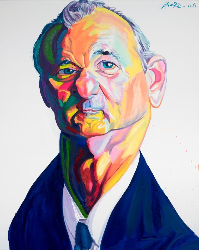 Bill Murray by Philip Burke | Philip Burke | Pinterest | Caricaturas ...