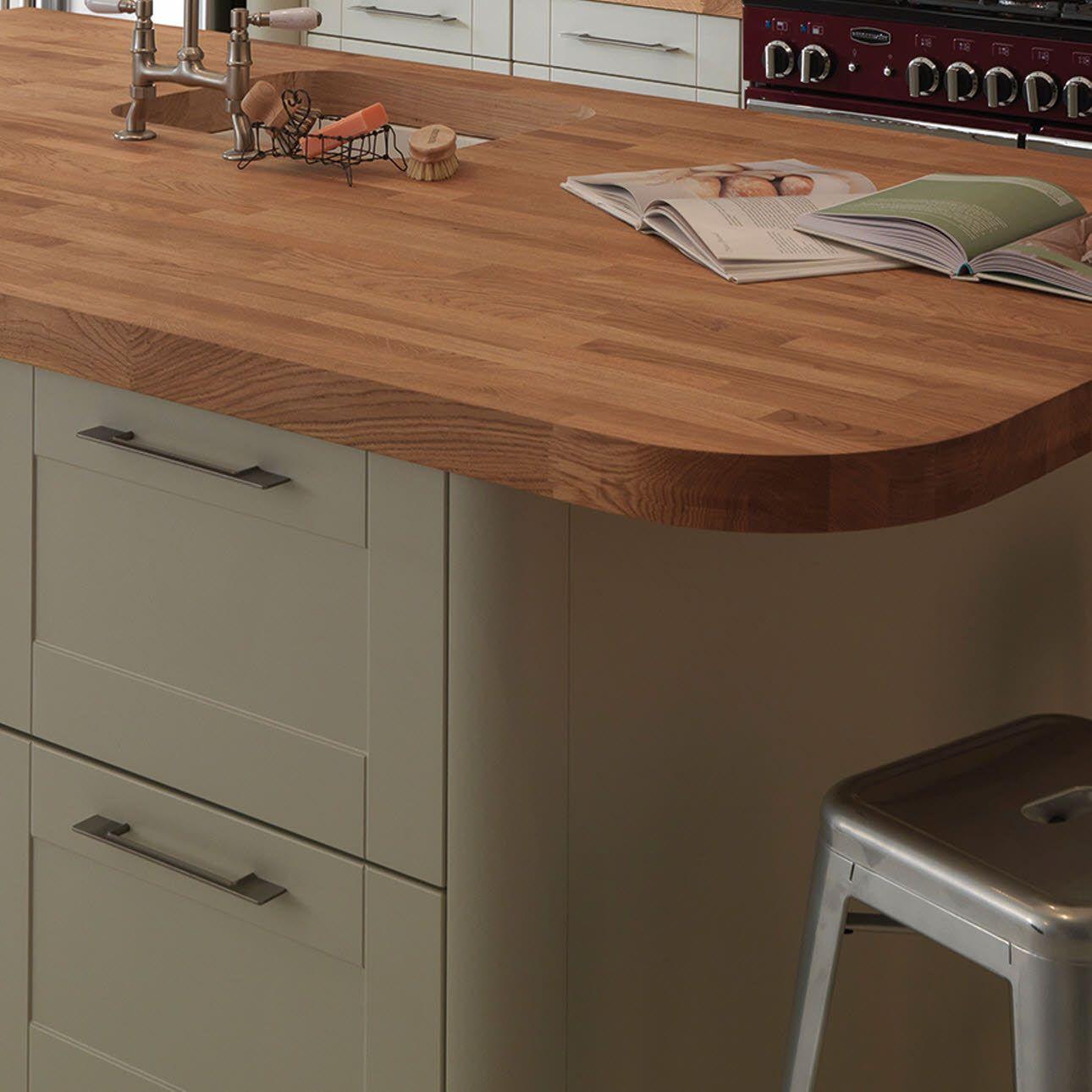 Kitchen Worktops Kitchen design, Solid wood kitchens