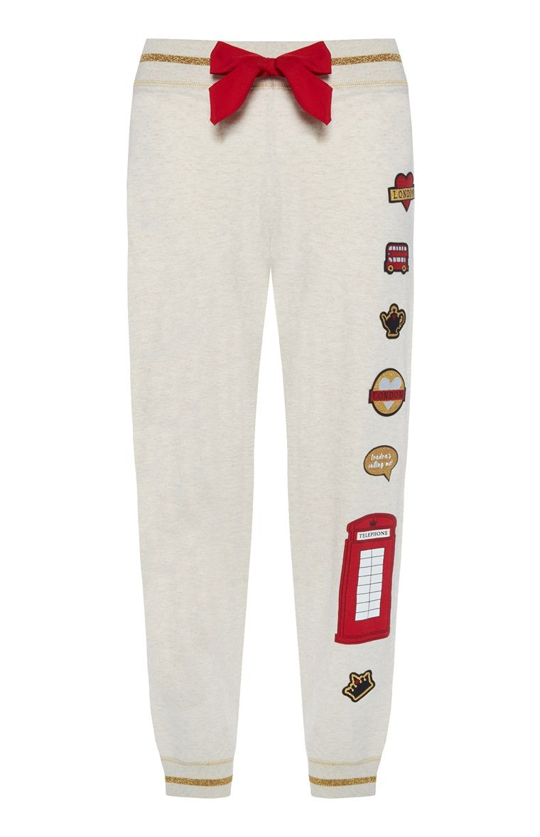 Primark - London Print Pyjama Trouser Sleepwear Women 20a0a8276
