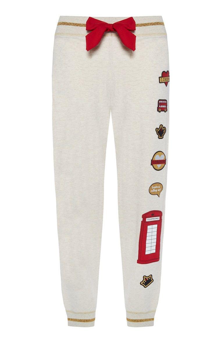 Primark - London Print Pyjama Trouser Sleepwear Women 94133aa49