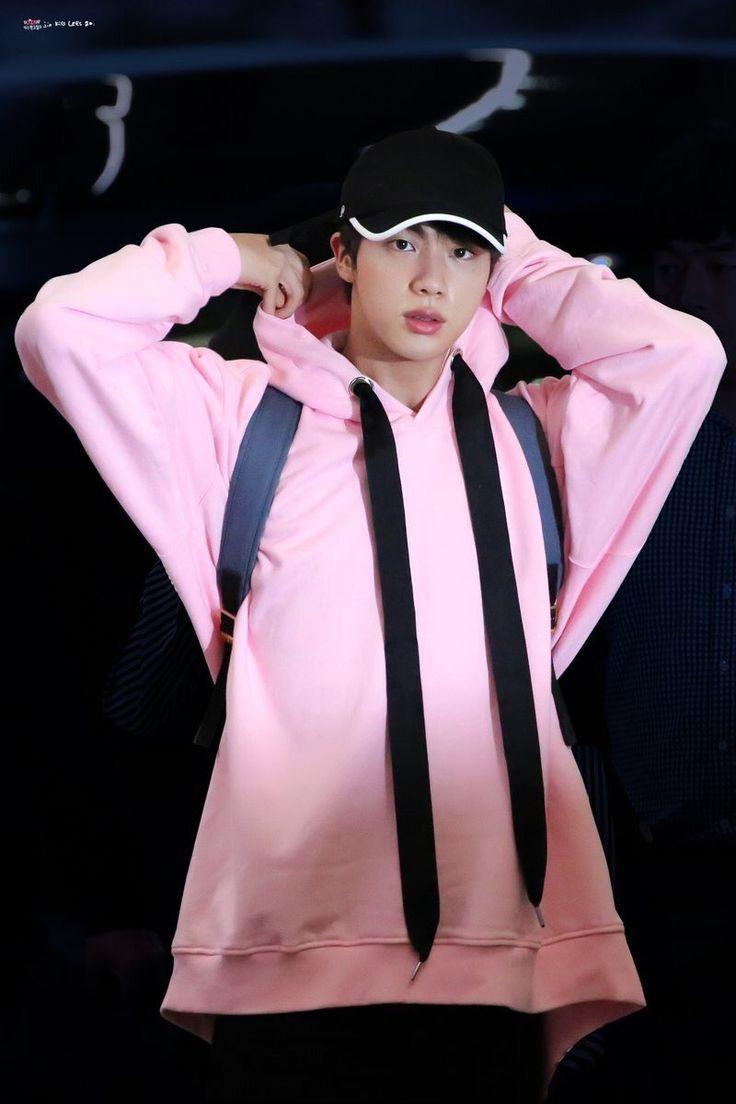 Jin Bts Hot