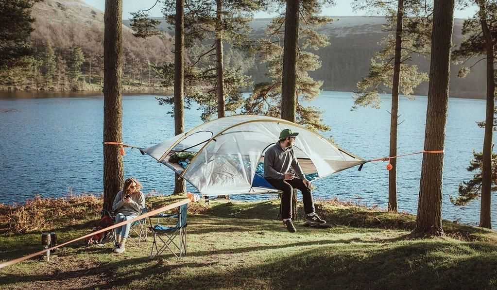 Ever Dreamed Of Portable Tree Houses Tentsile Got Your Back And Invented The Most Amazing Tree Tents We Ve Ever Seen Imagine A Multi Tree Tent Tent Tentsile
