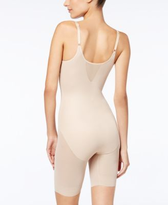 34bfb75bf Miraclesuit Extra Firm Tummy-Control Open Bust Thigh Slimming Body Shaper  2781 - Tan Beige L