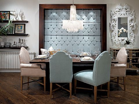 Candice Olson Dining Room