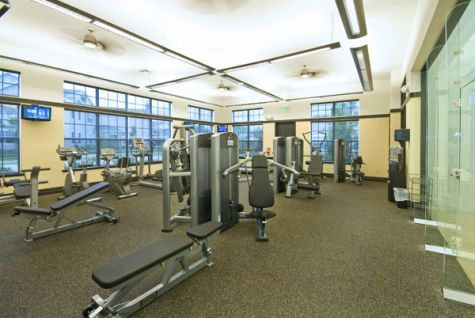 Estates at Heathbrook Club Class Fitness Center
