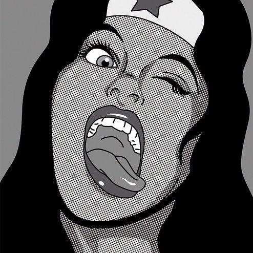Pop Art On Tumblr Pop Art Pop Illustration Comic Art