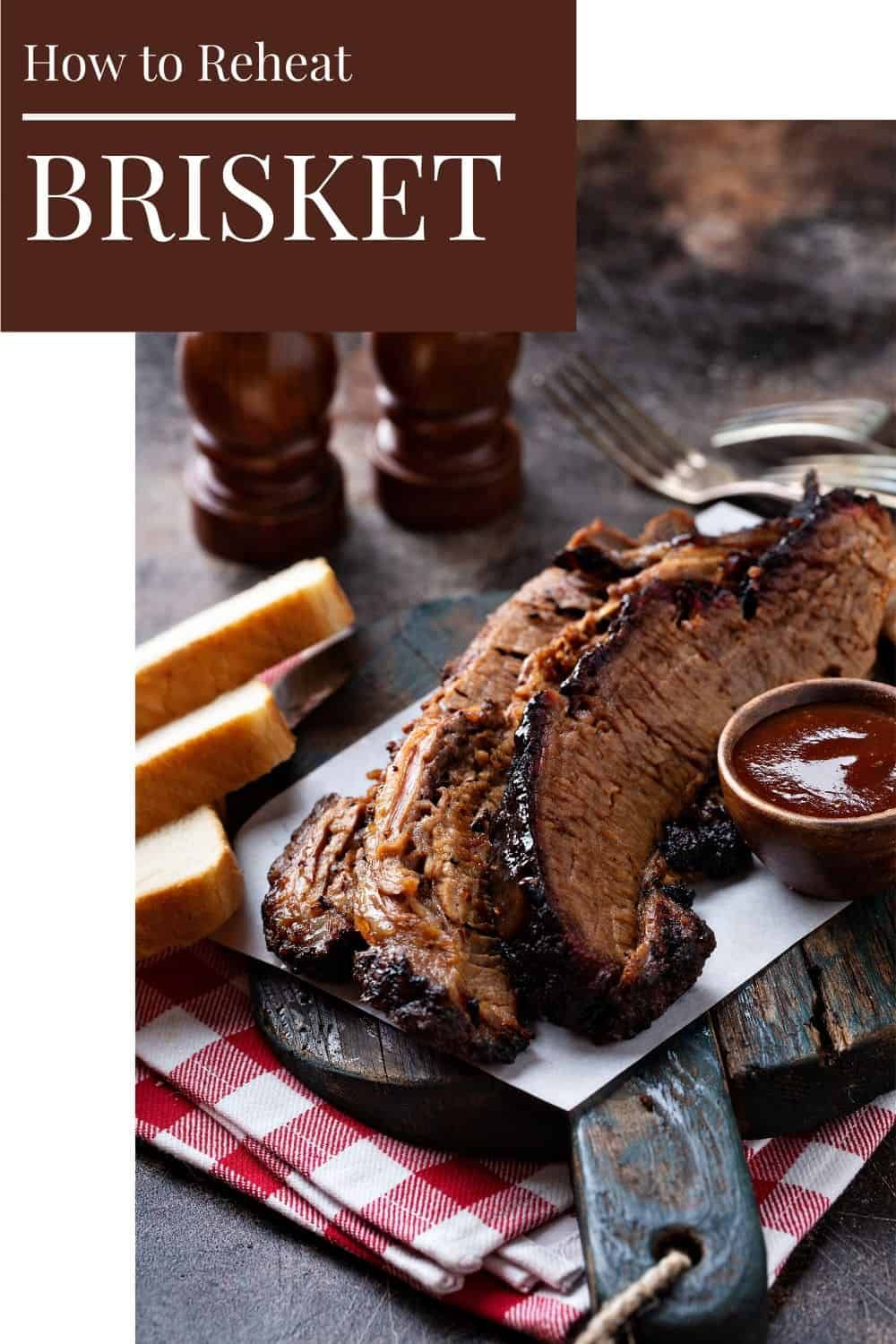 How To Reheat Brisket In 4 Easy Ways Without Drying It Out Recipe Brisket Smoked Brisket Reheating Brisket