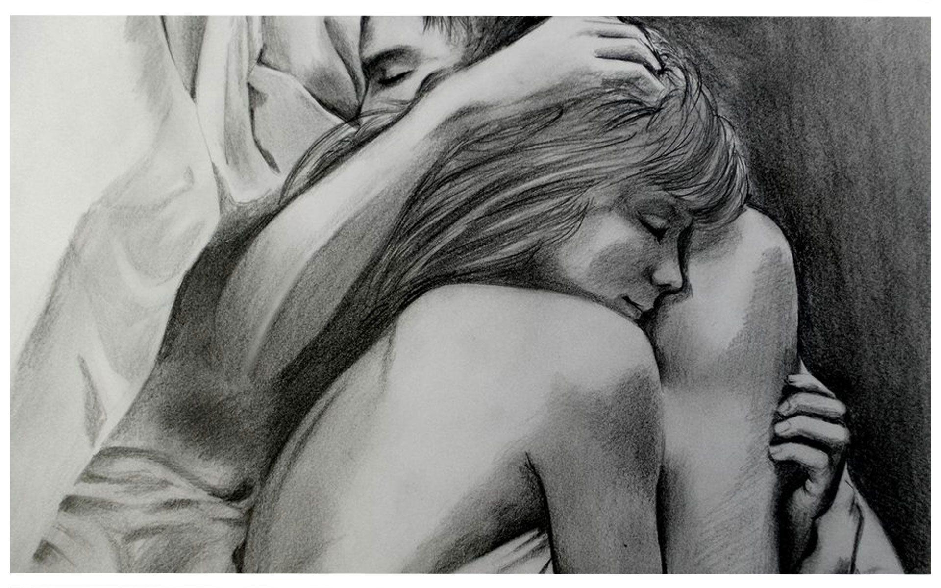 Cute simple drawings of love cute simple drawings of love romantic couple pencil