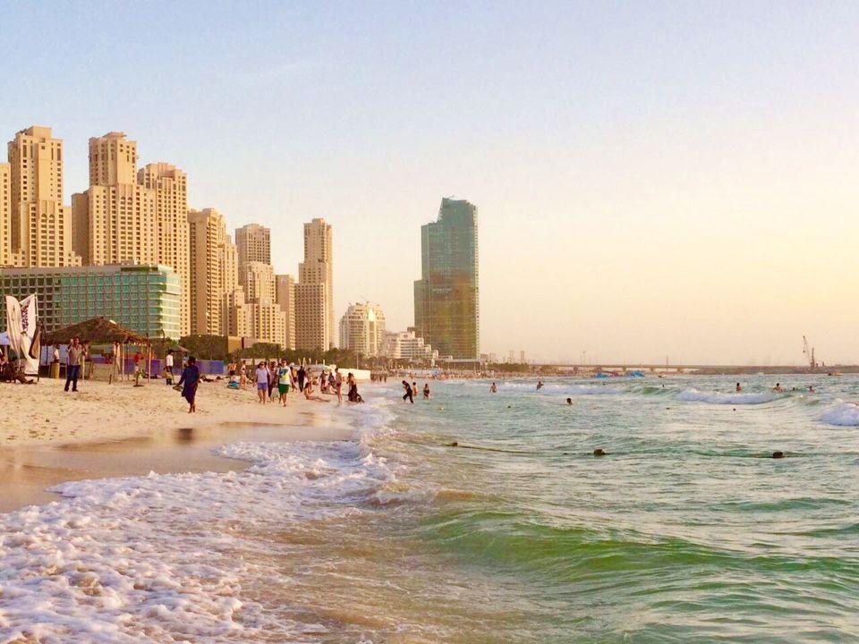 JBR Beach  Luxury 4-bedroom apartment for sale in Sadaf at Jumeirah