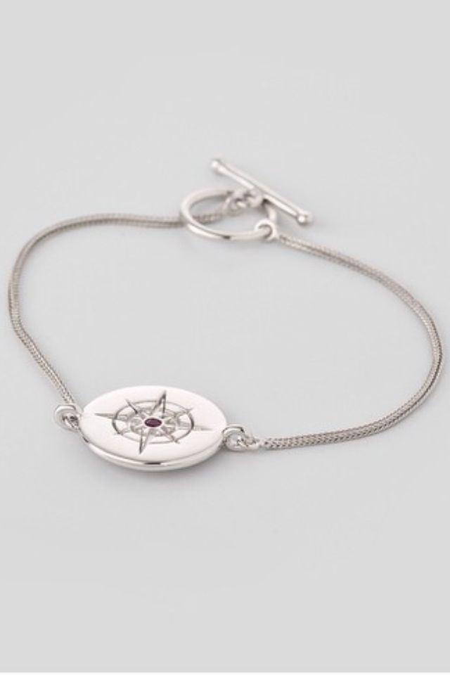 are best long gift distance wander friend all who not compass pin bracelet