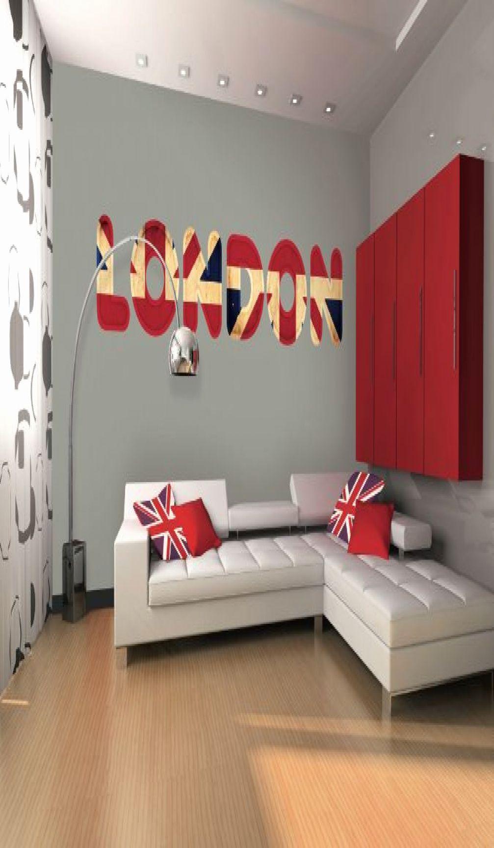 Incroyable Chambre Déco  Déco chambre london, Déco chambre