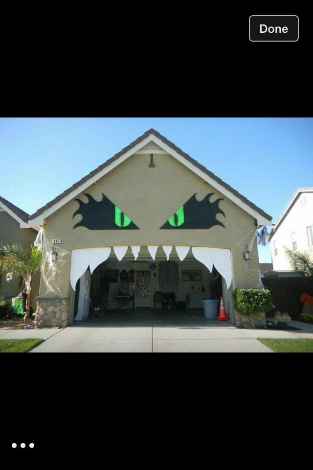 Cute outside decoration Renovating in 2018 Pinterest Halloween
