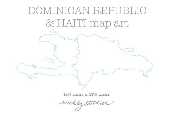 Vector and png dominican republic haiti map digital clip art vector and png dominican republic haiti map by michlgstudios gumiabroncs Gallery