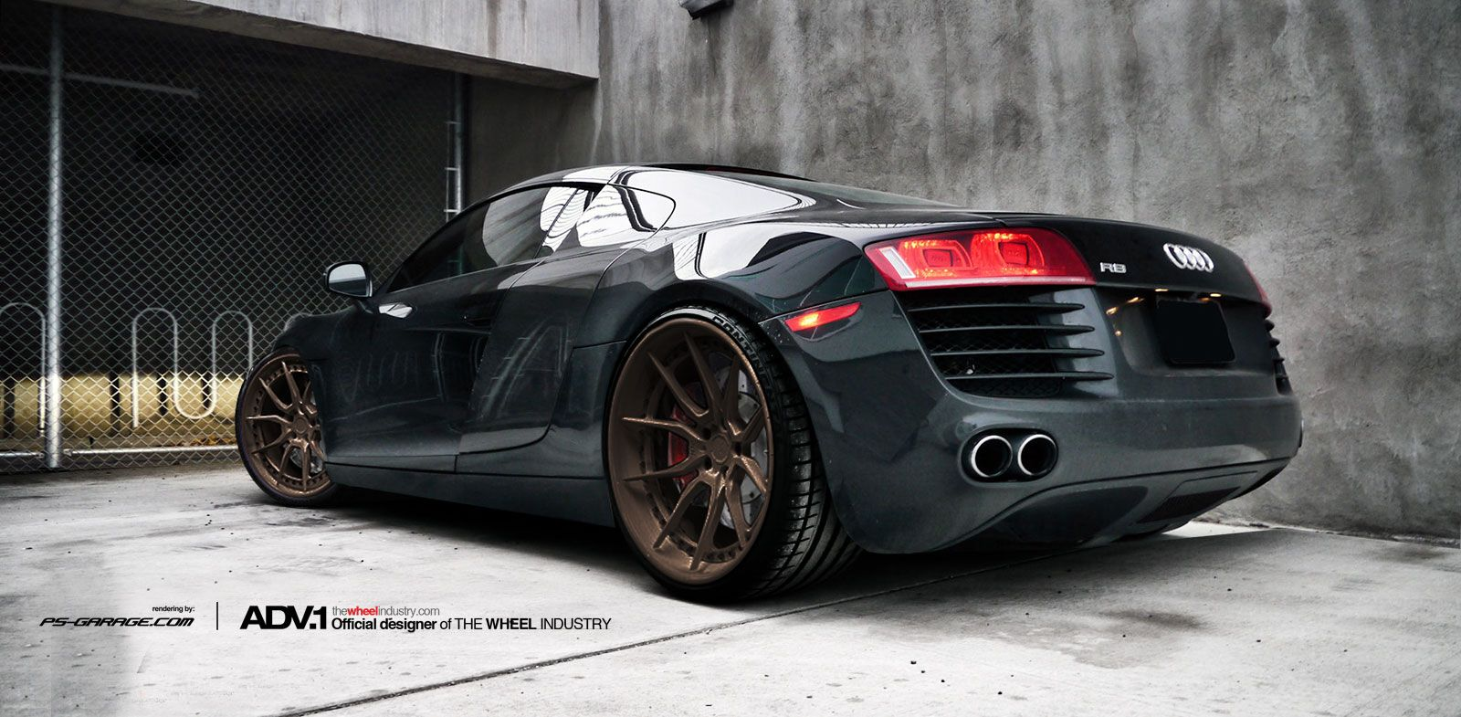 Gentil Audi R8. The Rims Are A Bit Too Big But Wouldnu0027t Mind Owning