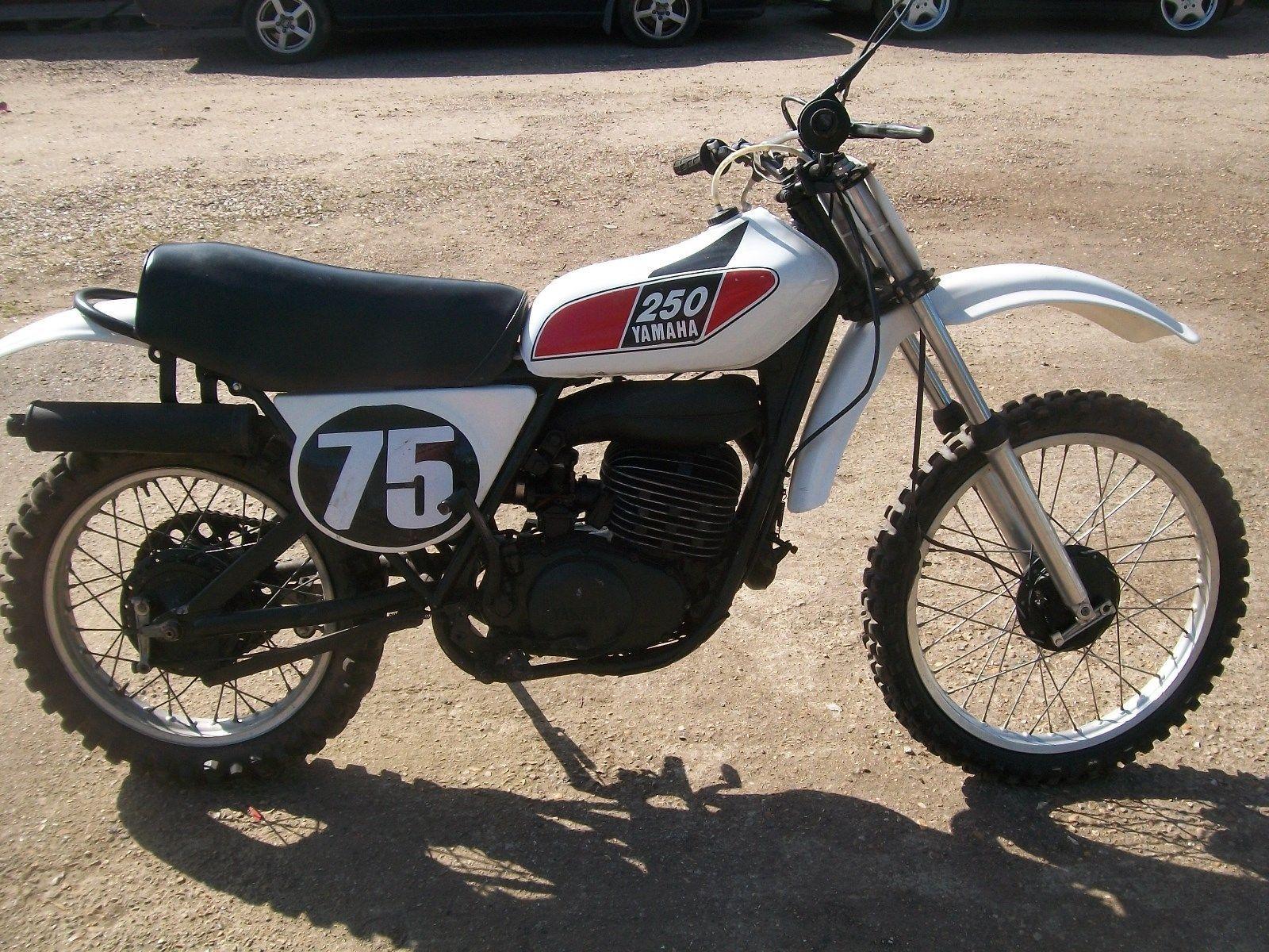 Ebay Yamaha Dt 250 Mx 1975 Uk Bike Natching Numbers