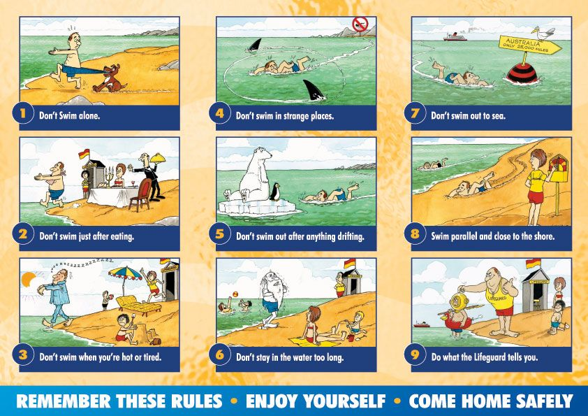 Pin by FamilyPoolFun on Pool Safety Swimming rules