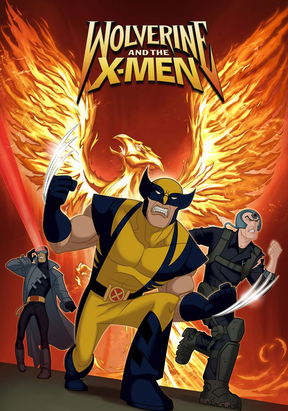 Wolverine And The X Men 2008 2009 Past And Future Collide Threatening To End Human And Mutant Kind X Men Wolverine Marvel Marvel Cartoons