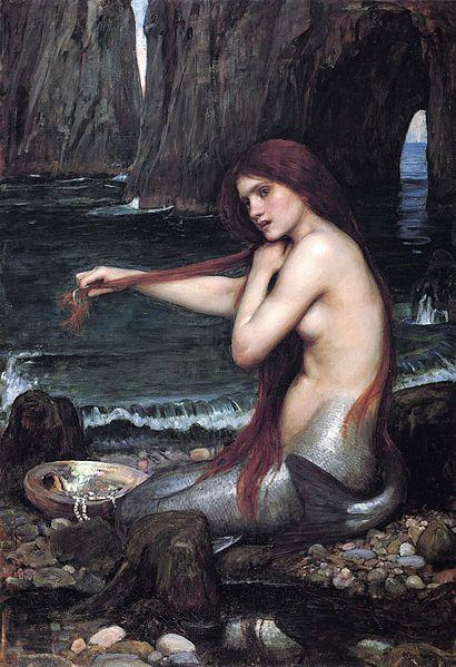 by John William Waterhouse, 1901.