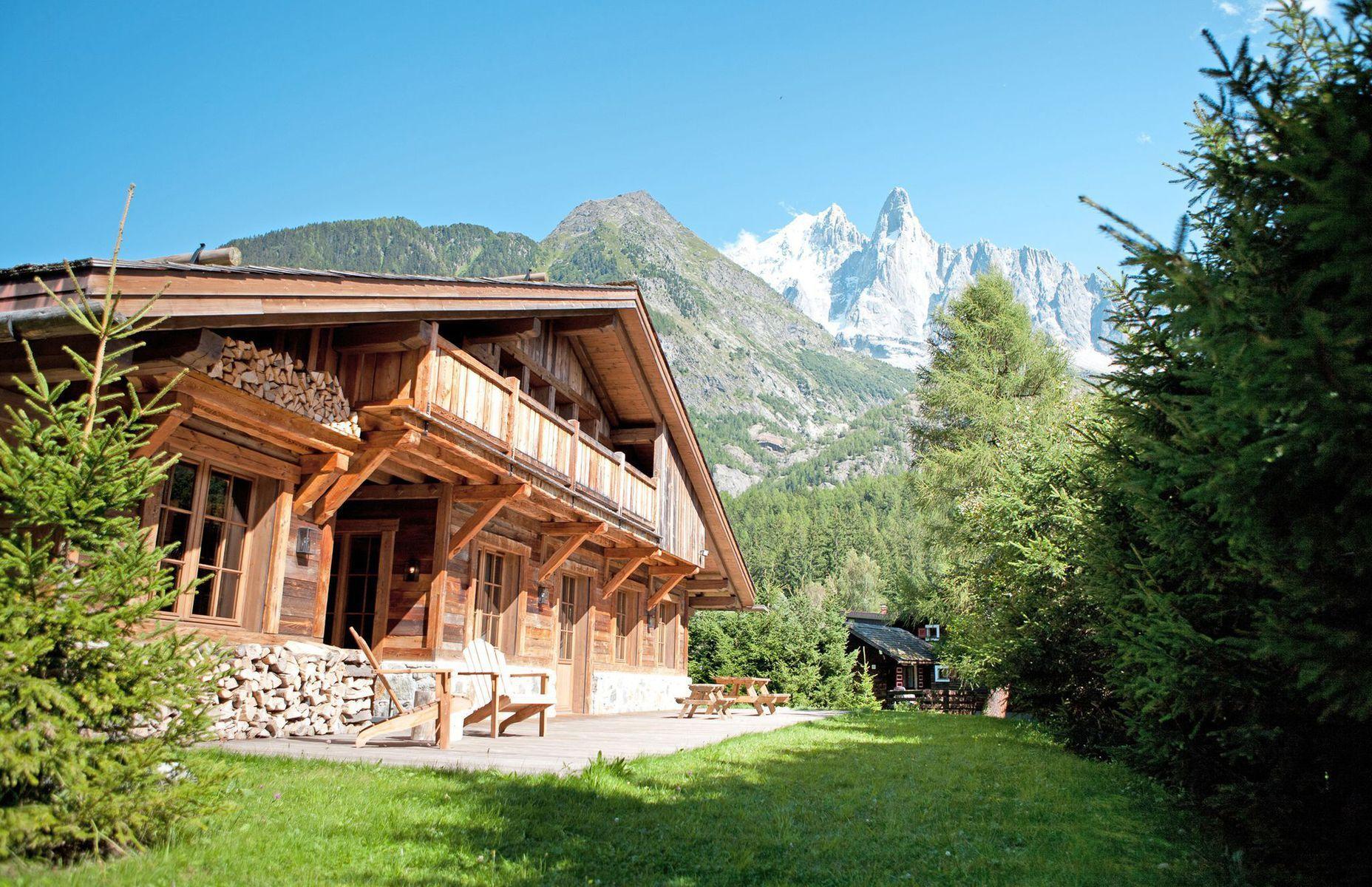Vente Chalet de prestige Chamonix-Mont-Blanc 2 475 000 €