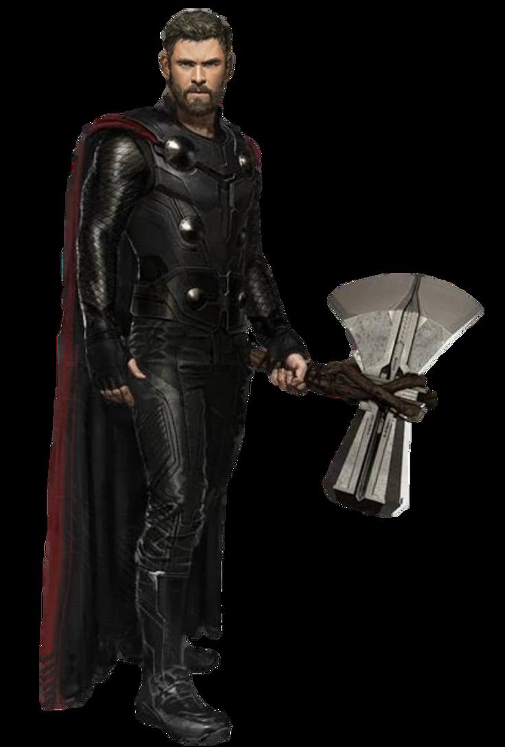 Avengers Endgame Infinity War Thor 1 Png By Captain Kingsman16 On Deviantart Thor Thor 1 Avengers