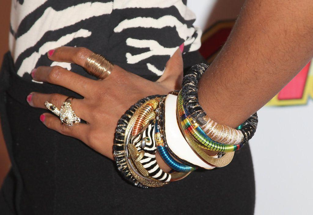 Kelly Rowland Bangle Bracelet | Bangle, Tango and Bracelets