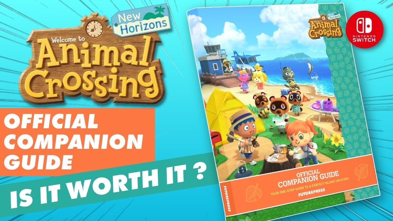 10++ Animal crossing new horizons companion guide ideas in 2021