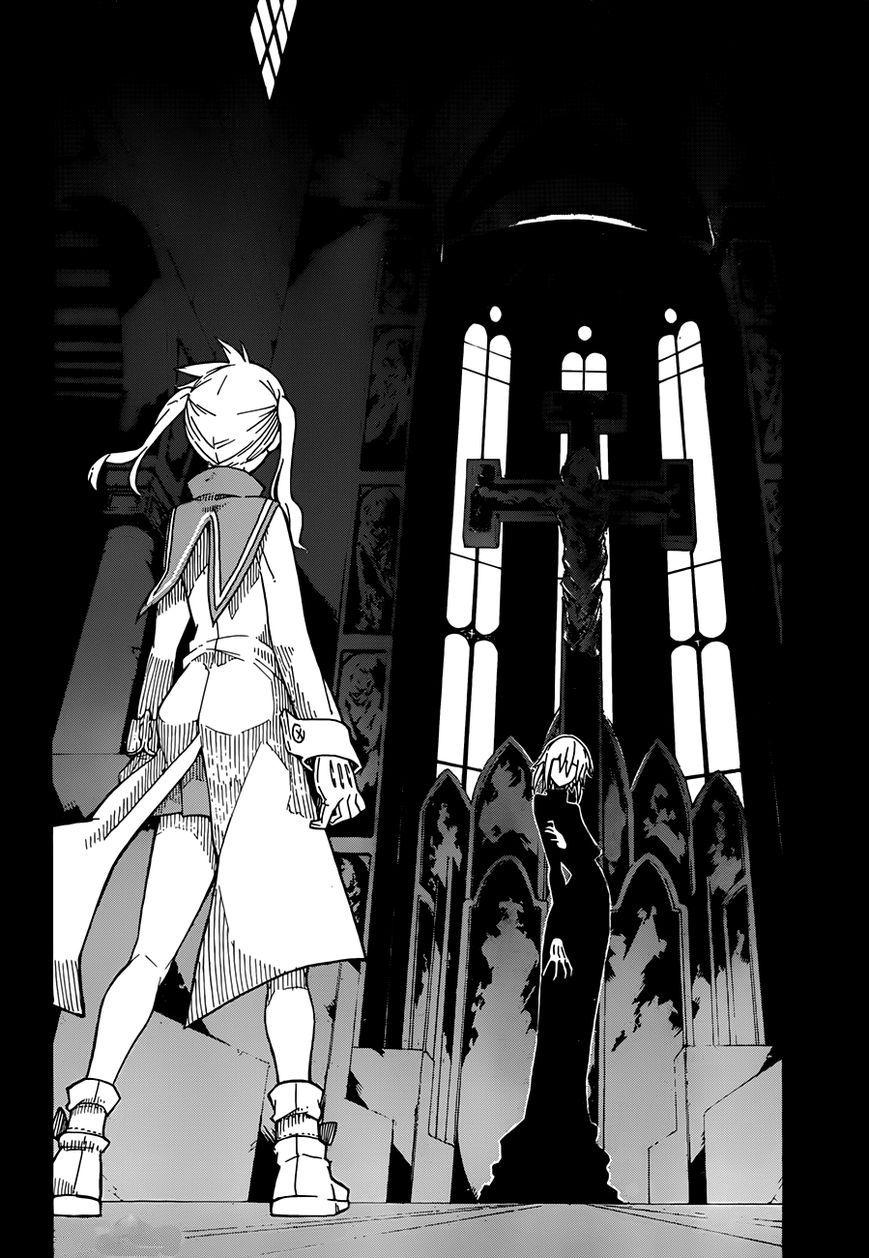 Maka Vs Crona Soul Eater Manga Soul Eater Anime Soul