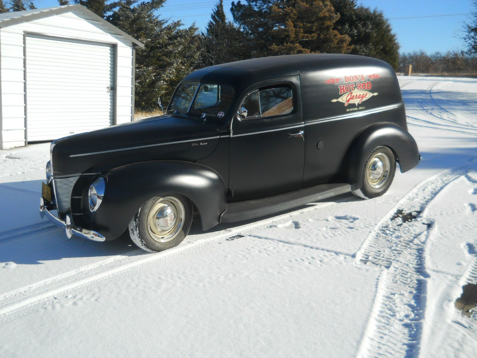 1940 ford sedan delivery deluxe