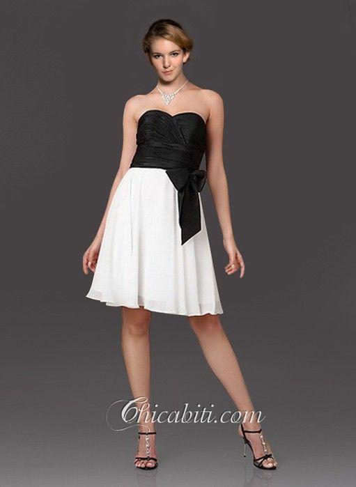 Vestito per cerimonia bianco