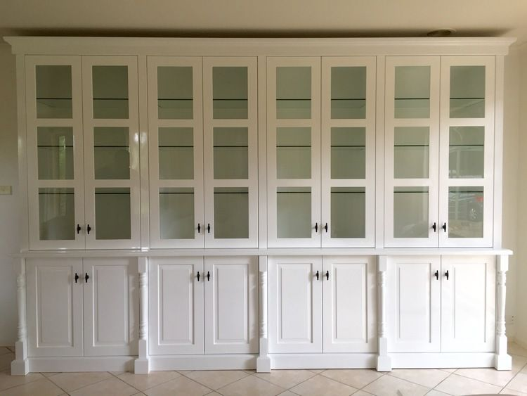 Beautiful French Provincial Bookcase Designed And Made By Marnixspaans Www