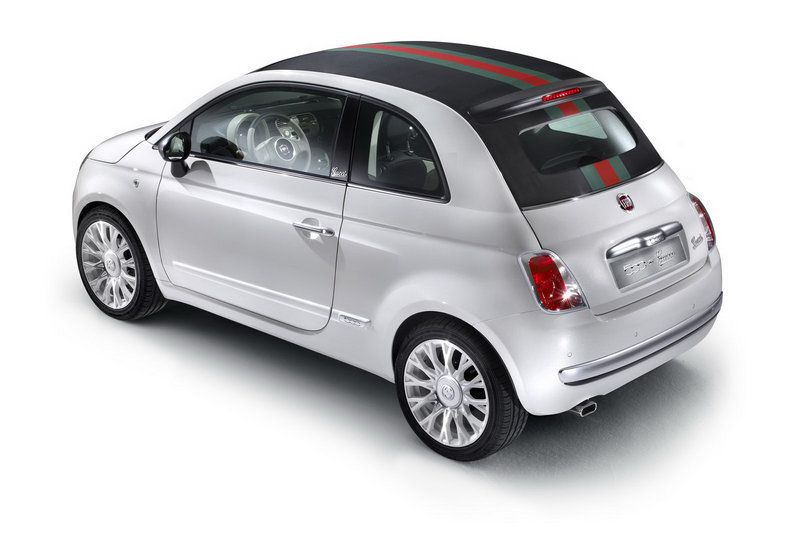 2012 Fiat 500 Cabriolet by Gucci picture - doc411497