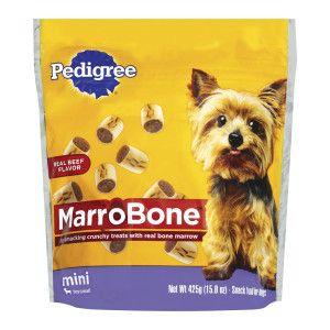 Pedigree Marrobone Mini Small And Toy Breed Dog Treats Biscuits