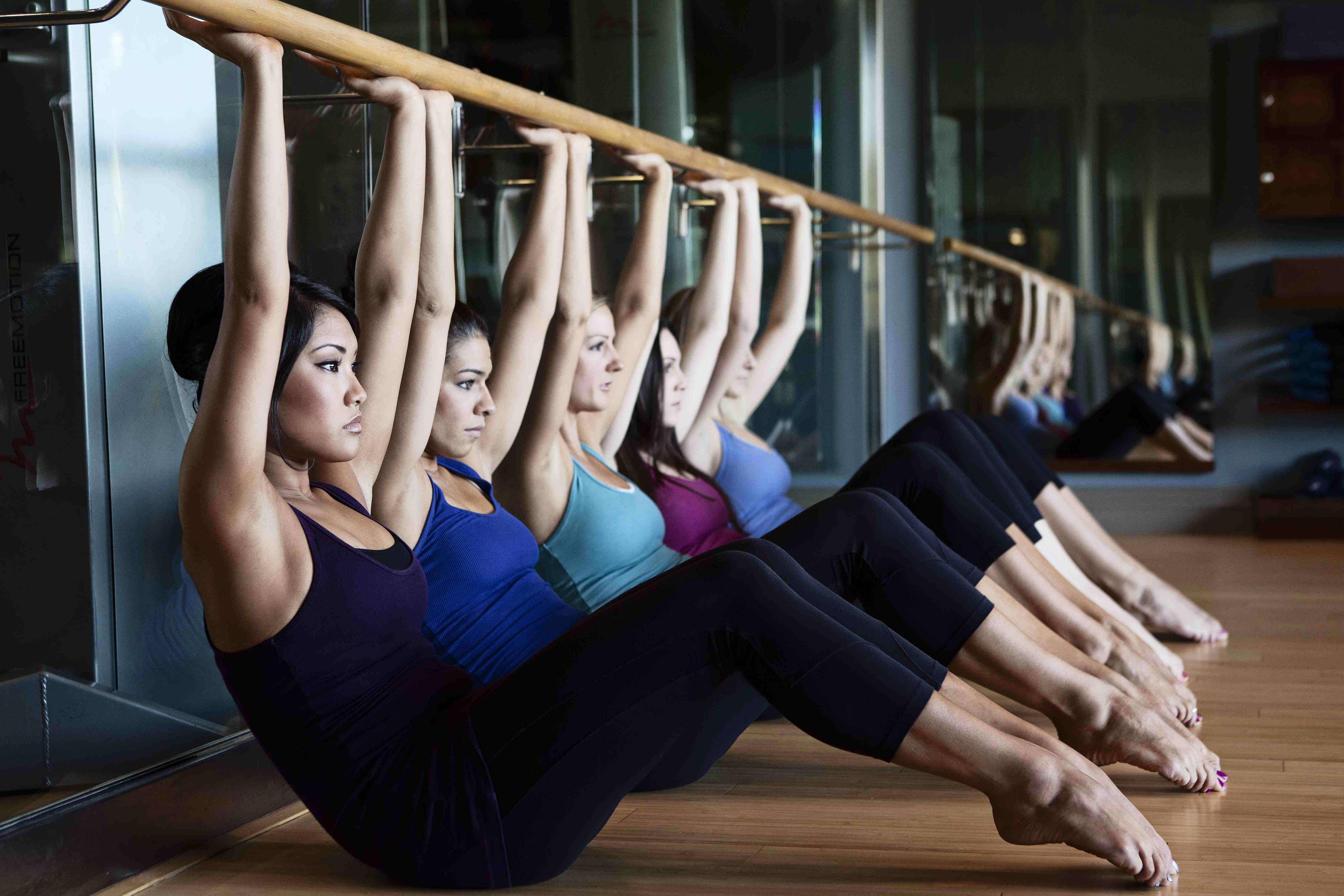 Idea by am london on leisure time barre workout
