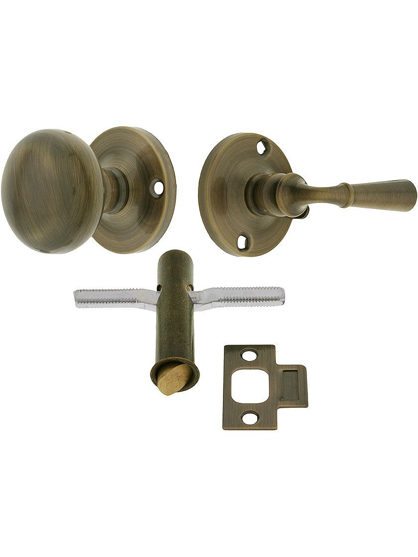 Classic Screen Door Latch Set With 1 3 4 Backset Screen Door Latch Screen Door Hardware Door Latch